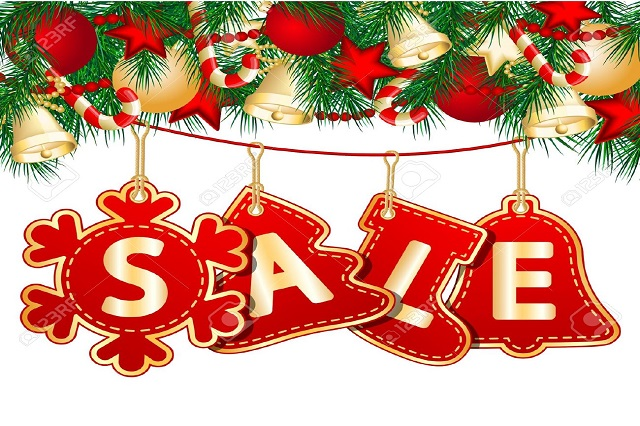 Giáng sinh là một trong những dịp sale lớn nhất ở Mỹ