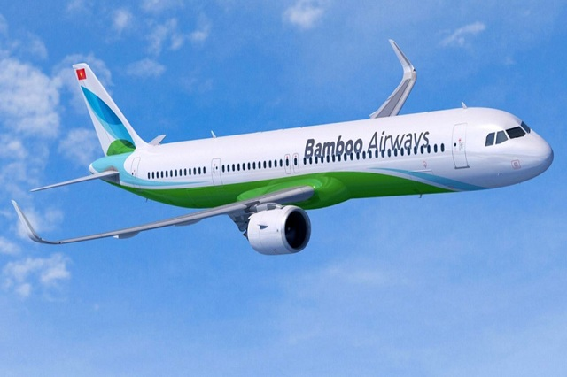 Ý nghĩa logo của hãng hàng không Bamboo Airways