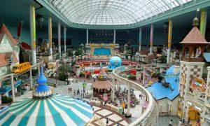 Khám phá công viên giải trí trong nhà Lotte World ở Seoul
