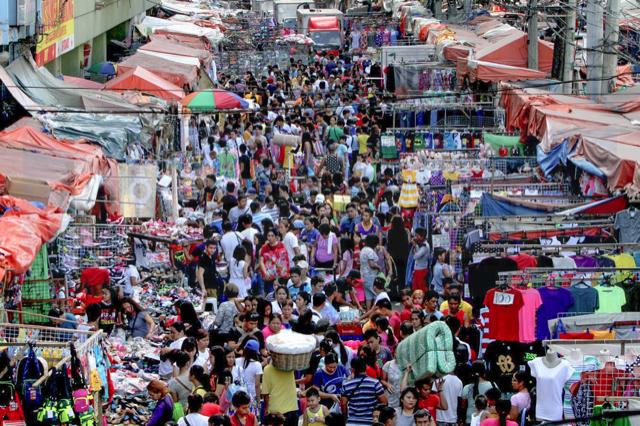 4 khu chợ lý tưởng nhất để mua sắm khi du lịch Manila