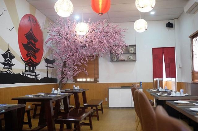 Tong Maru là nhà hàng BBQ hút khách nhất tại Busan