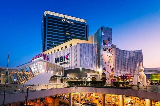 MBK là một trong những trung tâm thương mại lớn nhất châu Á